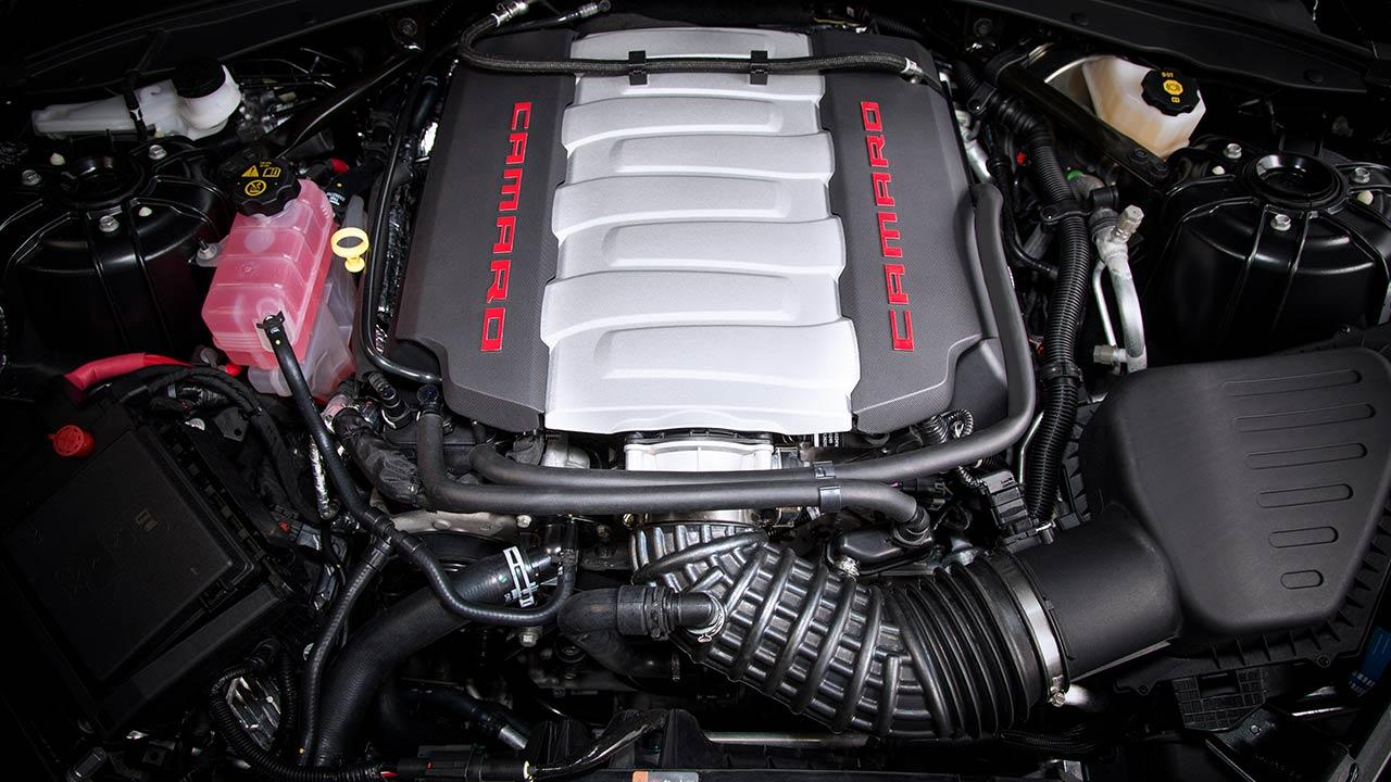 Chevrolet Camaro V8 - Motor