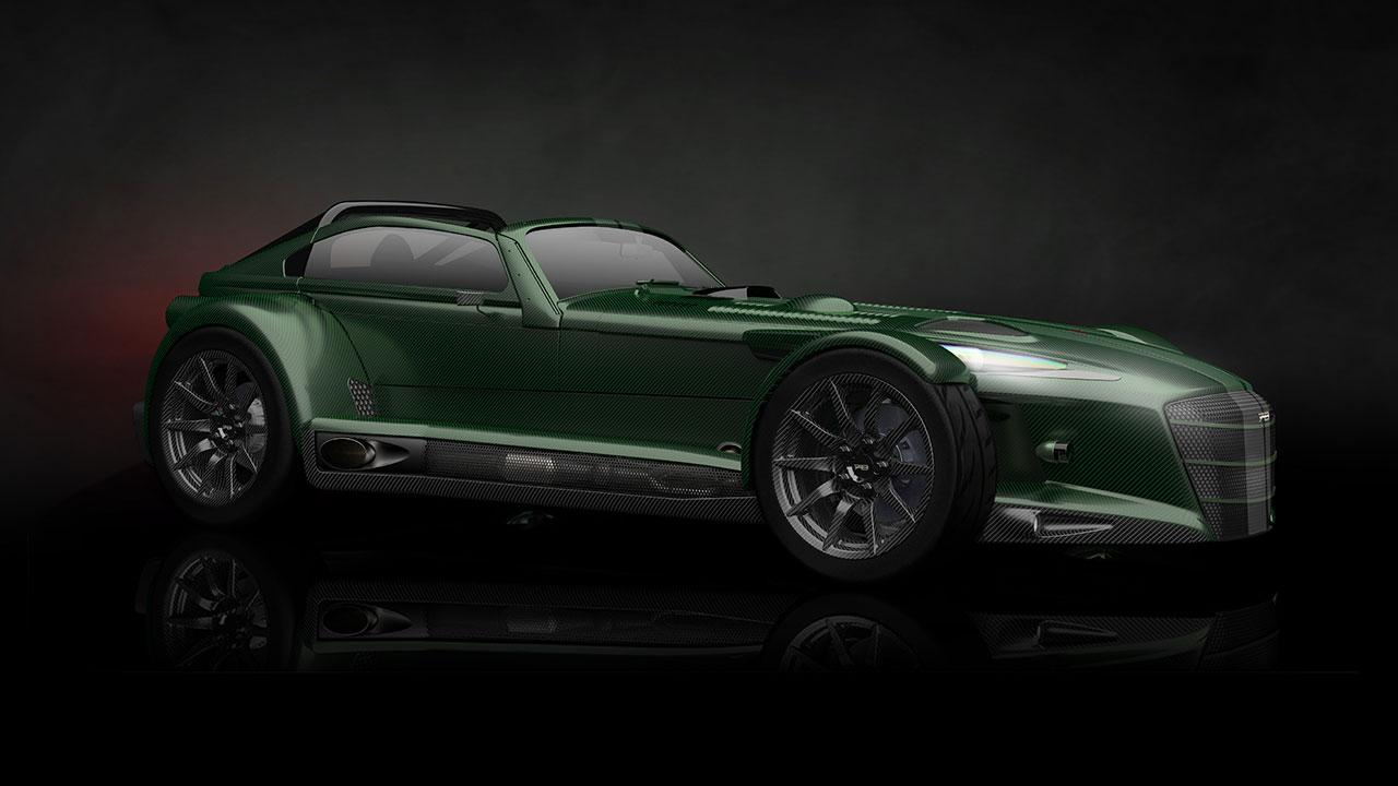Donkervoort D8 GTO-JD70 - in voller Pracht