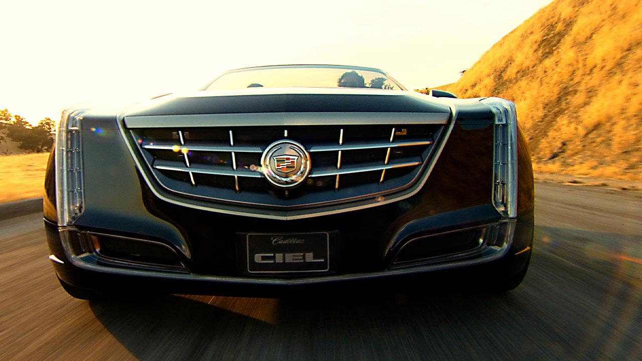 Cadillac Ciel - Traumhaft Zukünftiges Konzept - Front