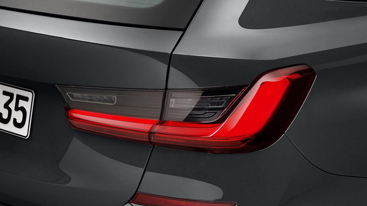 BMW Touring 318i - Heckleuchten