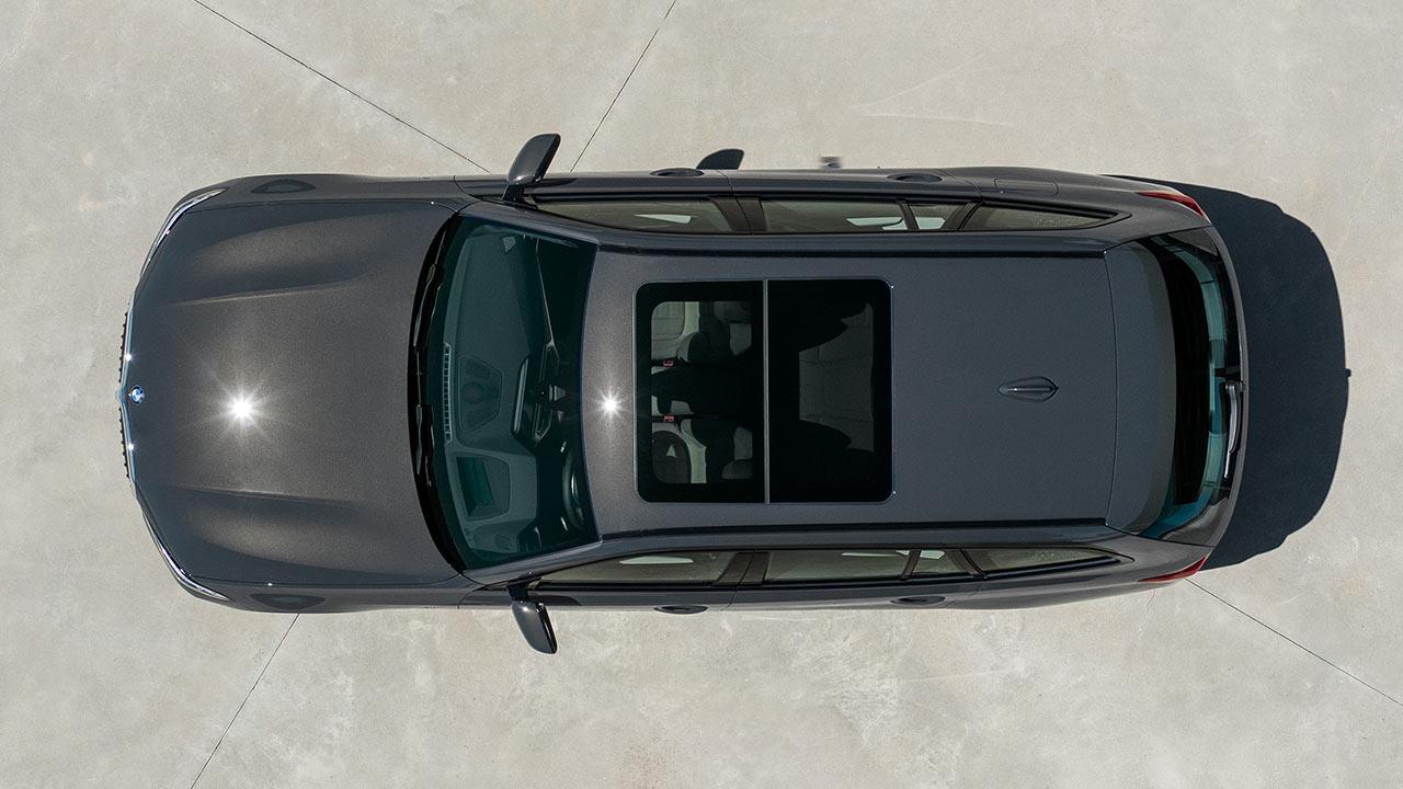 BMW Touring 318i - Vogelperspektive