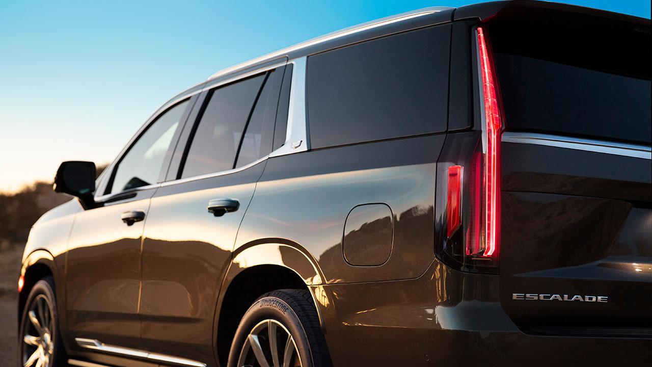 Cadillac Escalade 2021 - Heckansicht