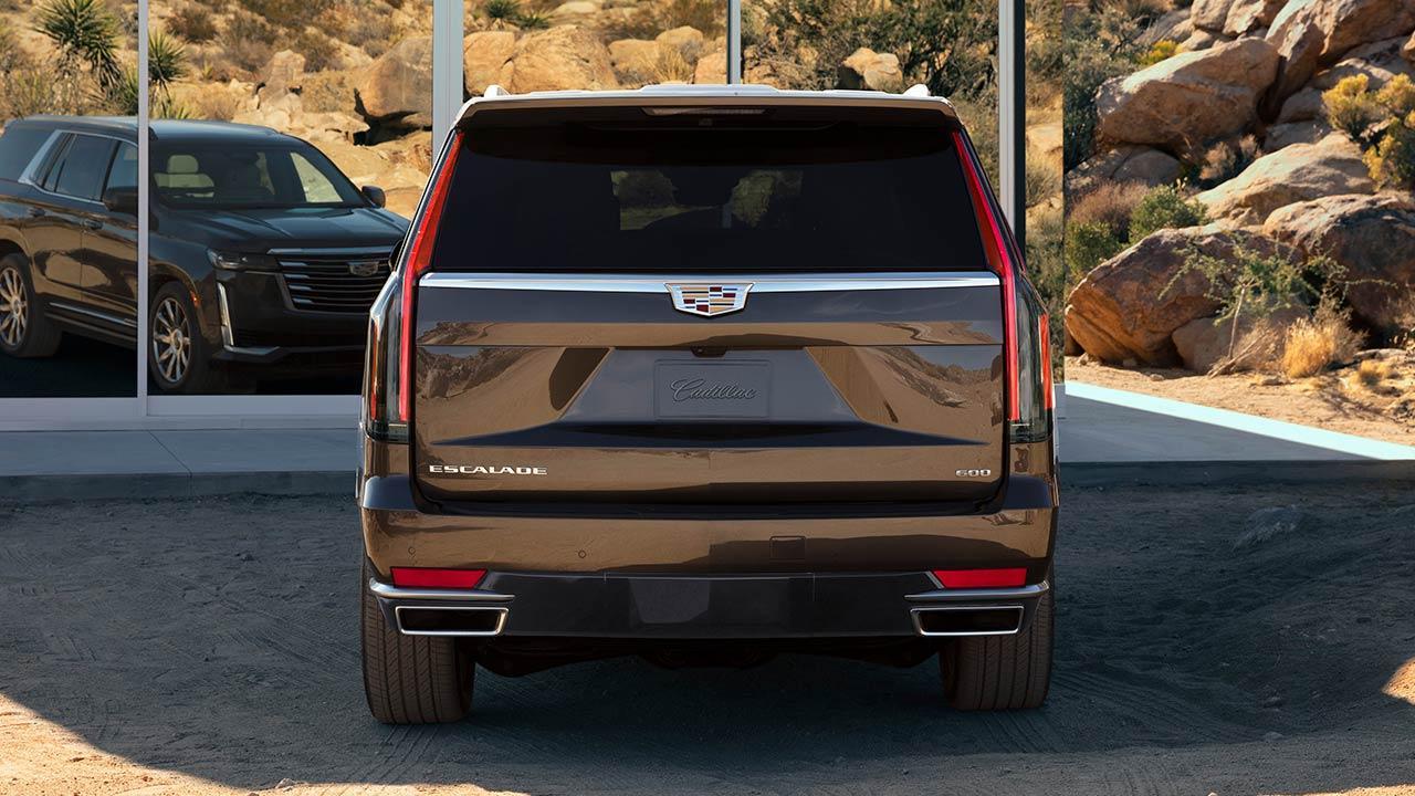 Cadillac Escalade 2021 - Heck