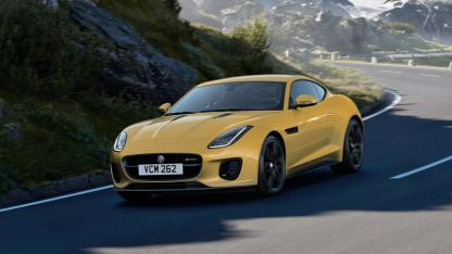Jaguar F-Type R-Dynamic Limited Edition