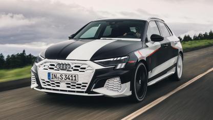 Audi A3 Sportback Prototyp