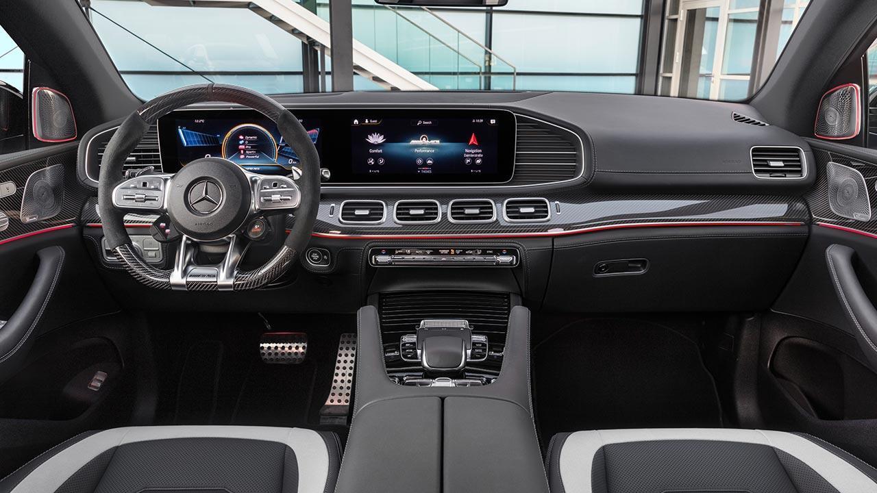 Mercedes-AMG GLE 63 S 4MATIC+ Coupé - Cockpit