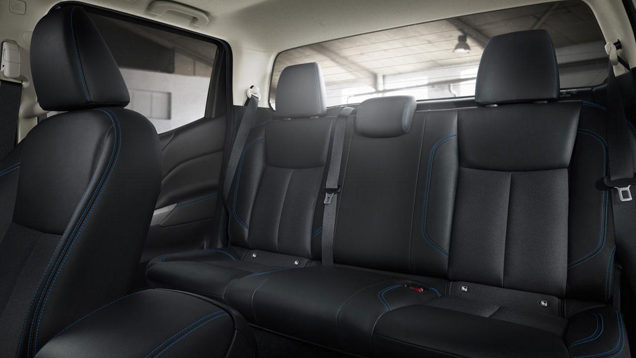 Nissan Navara N-Guard - Rücksitze