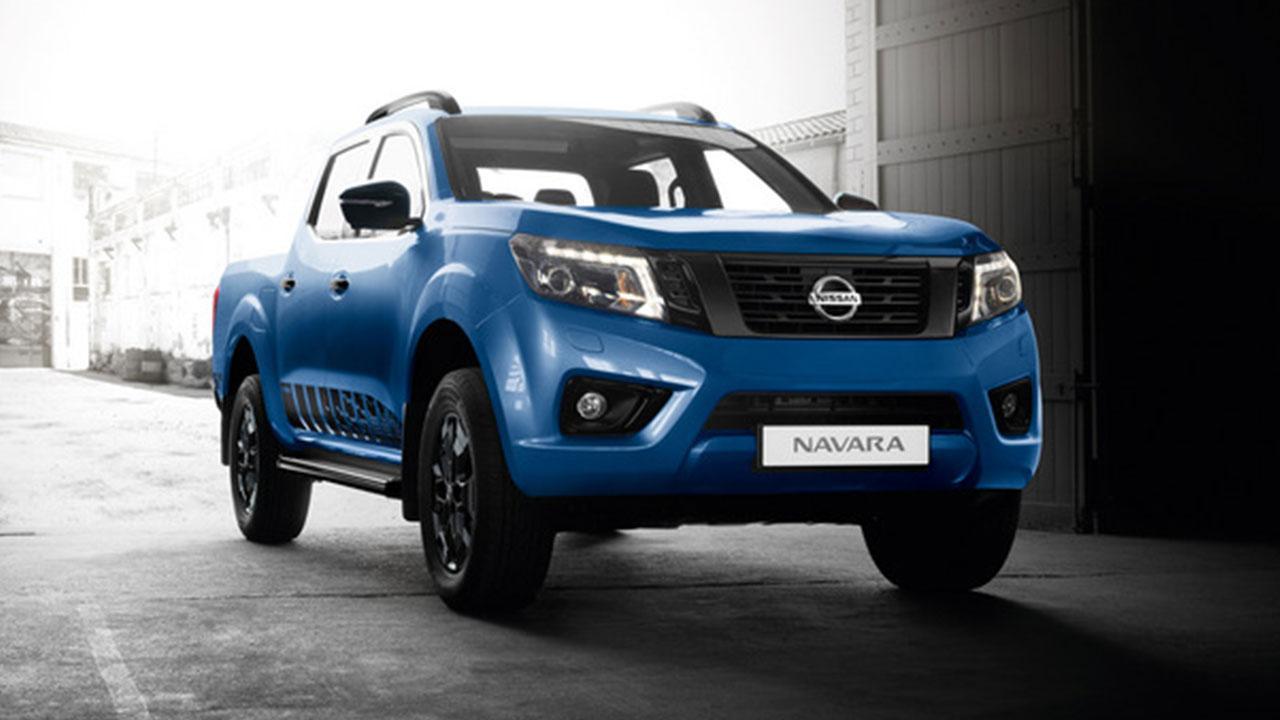 Nissan Navara N-Guard - Frontansicht
