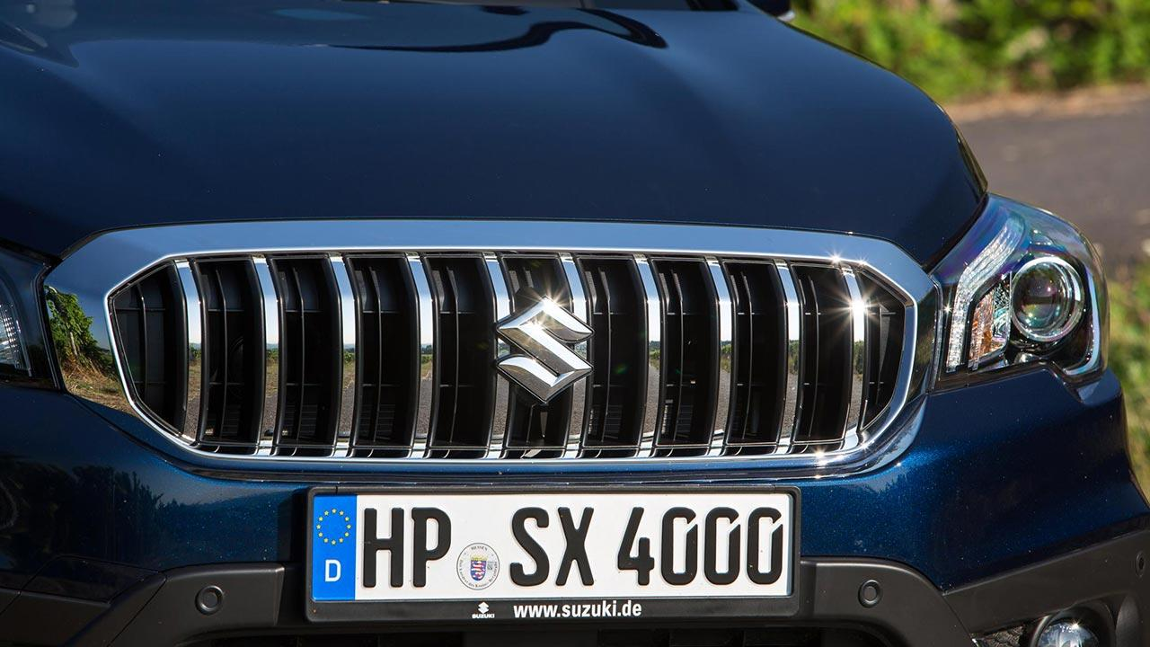 Suzuki SX4 S-Cross - Kühlergrill