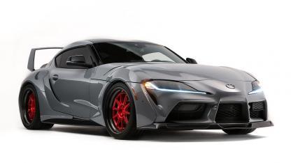 Toyota Supra Hyperboost Edition