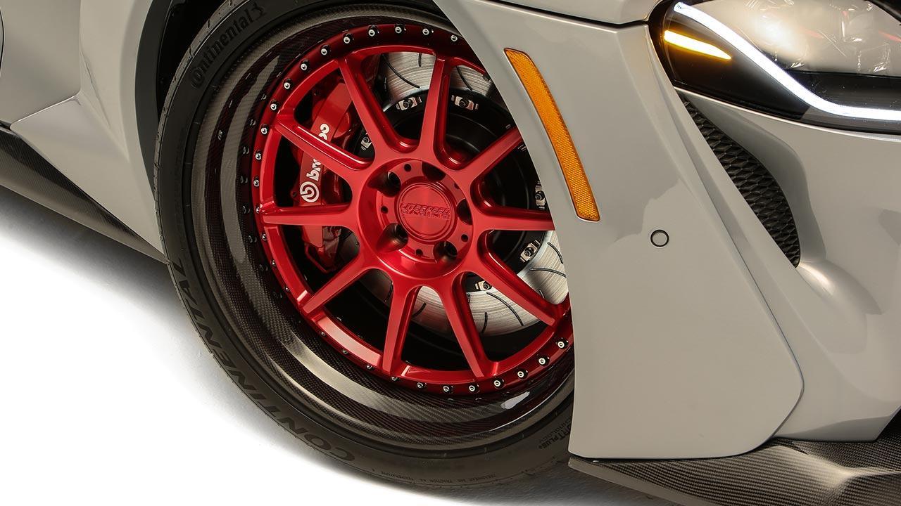 Toyota Supra Hyperboost Edition - Felgen