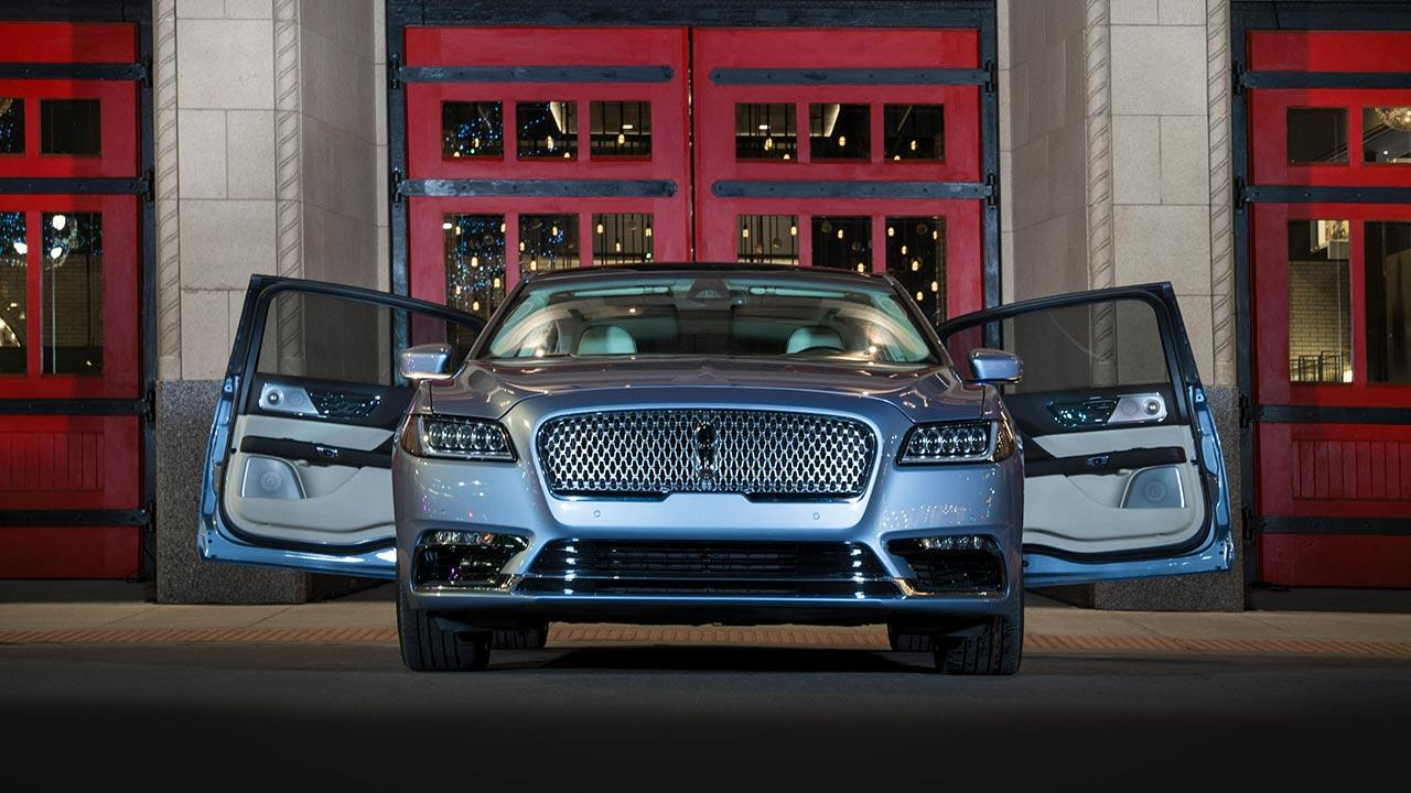 Lincoln Continental 80th Anniversary - Frontansicht