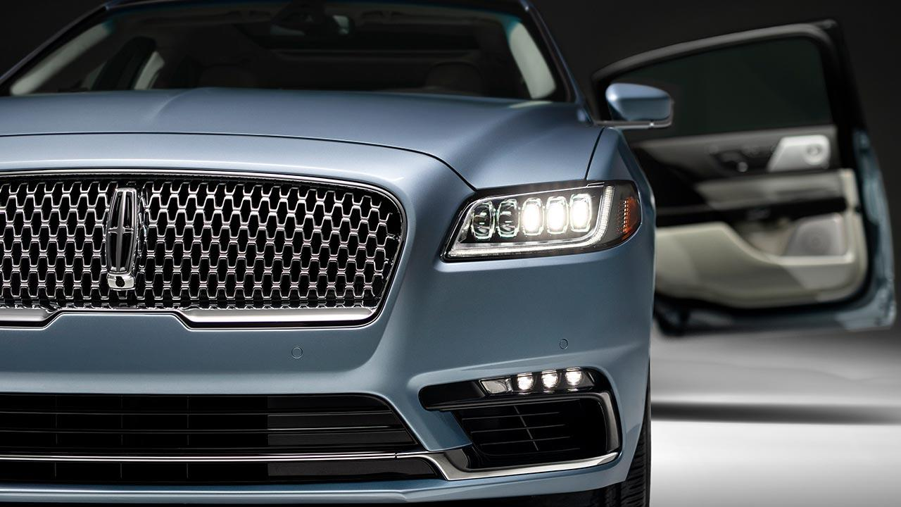Lincoln Continental 80th Anniversary - Front