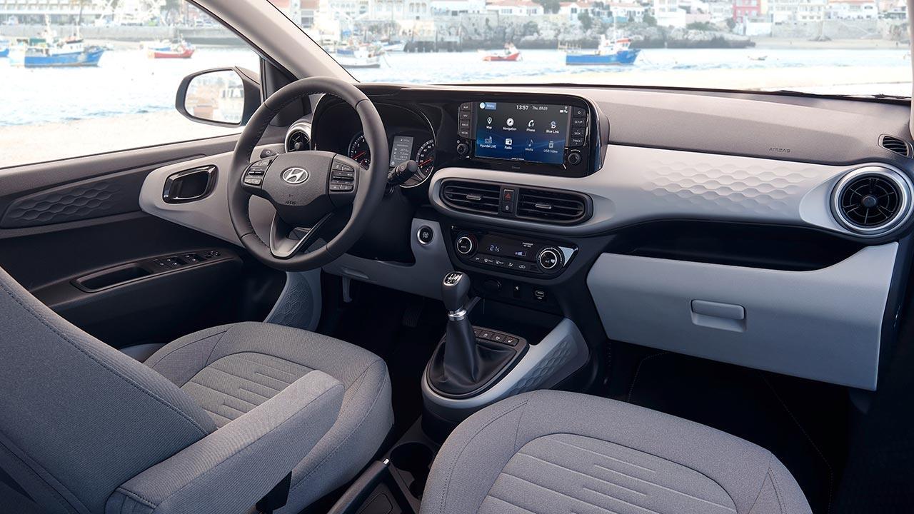Hyundai i10 - Cockpit