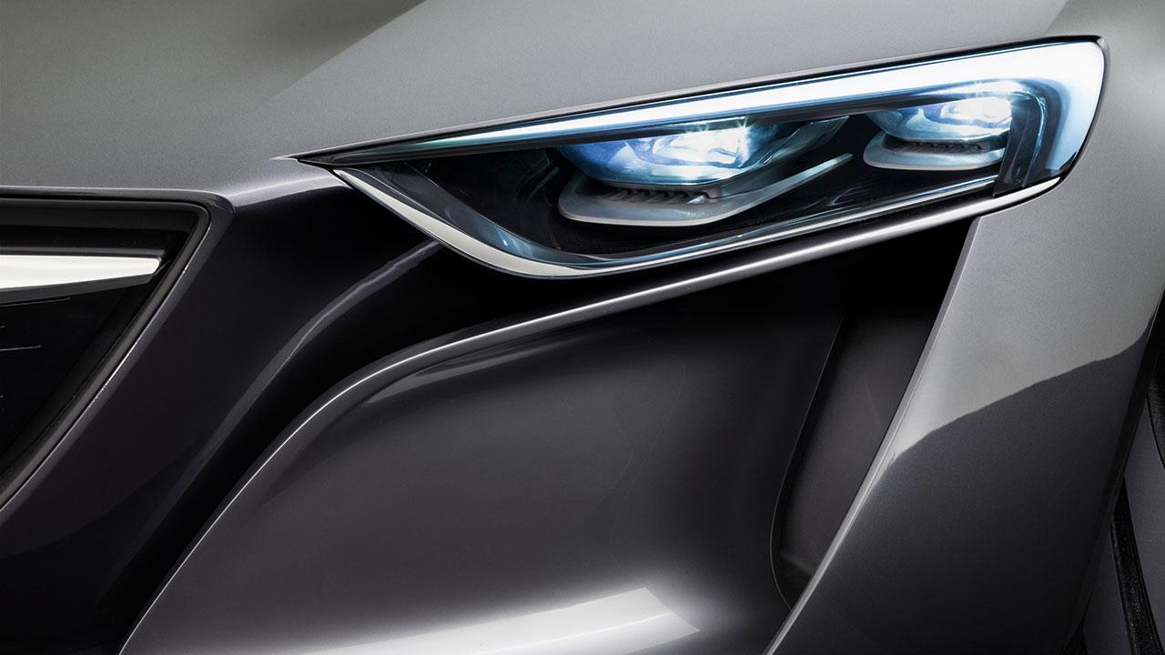 Opel Monza Concept - Scheinwerfer