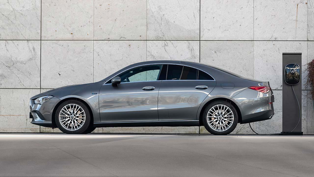 Mercedes-Benz Plug-in-Hybridmodelle mit EQ Power - Limousine