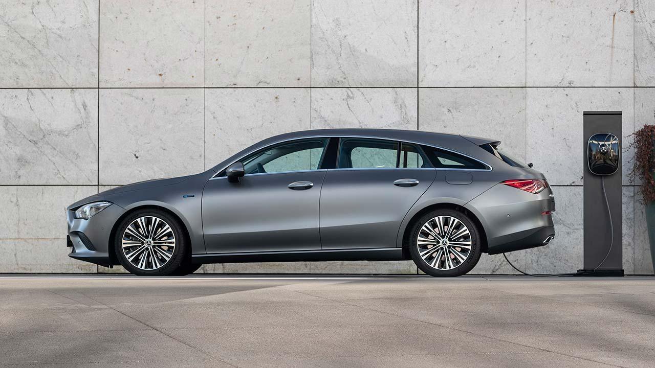 Mercedes-Benz Plug-in-Hybridmodelle mit EQ Power - Kombi