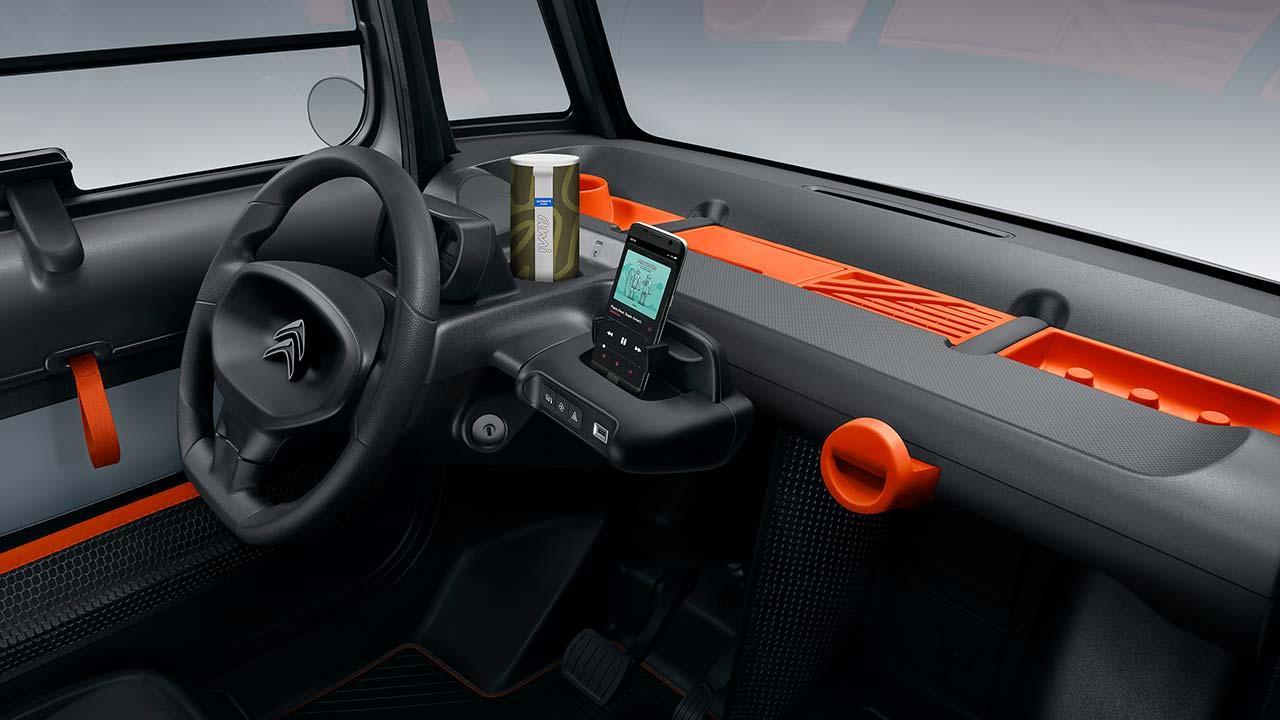 Citroen Ami -  Cockpit