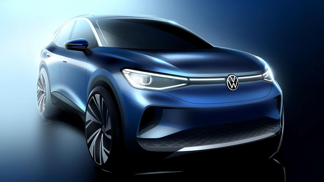 Volkswagen ID.4 - Frontansicht