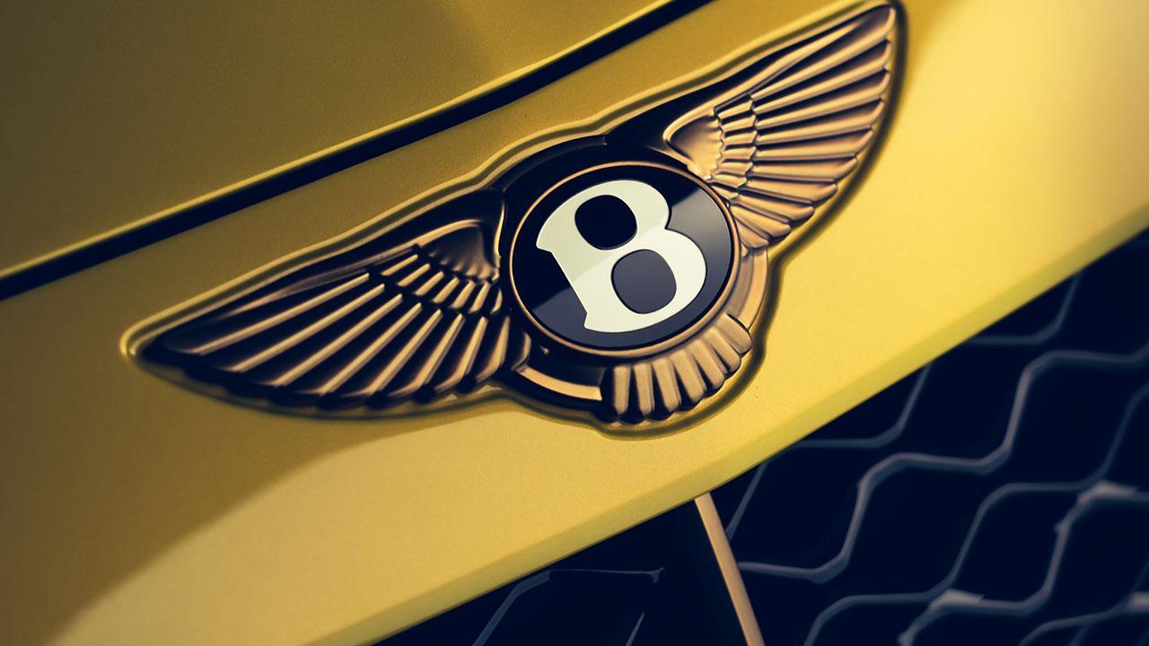 Bentley Bacalar Mulliner - Logo