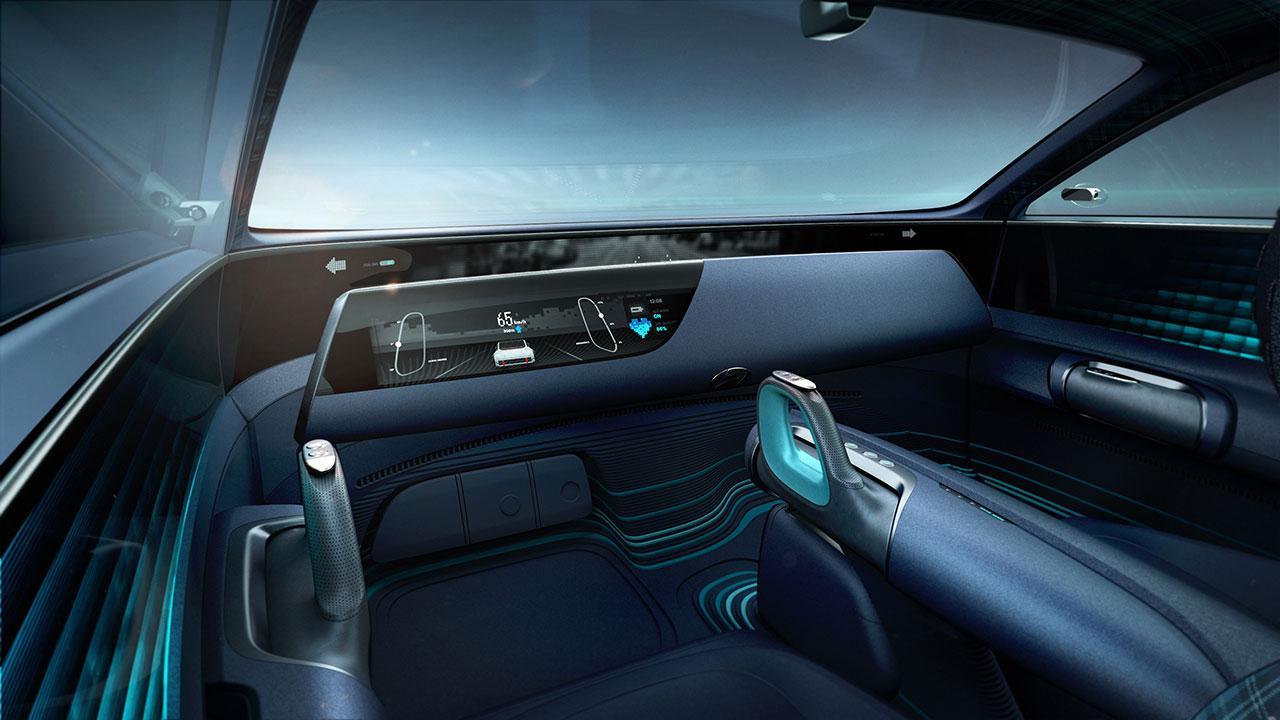 Hyundai Prophercy Concept EV - Innenraum