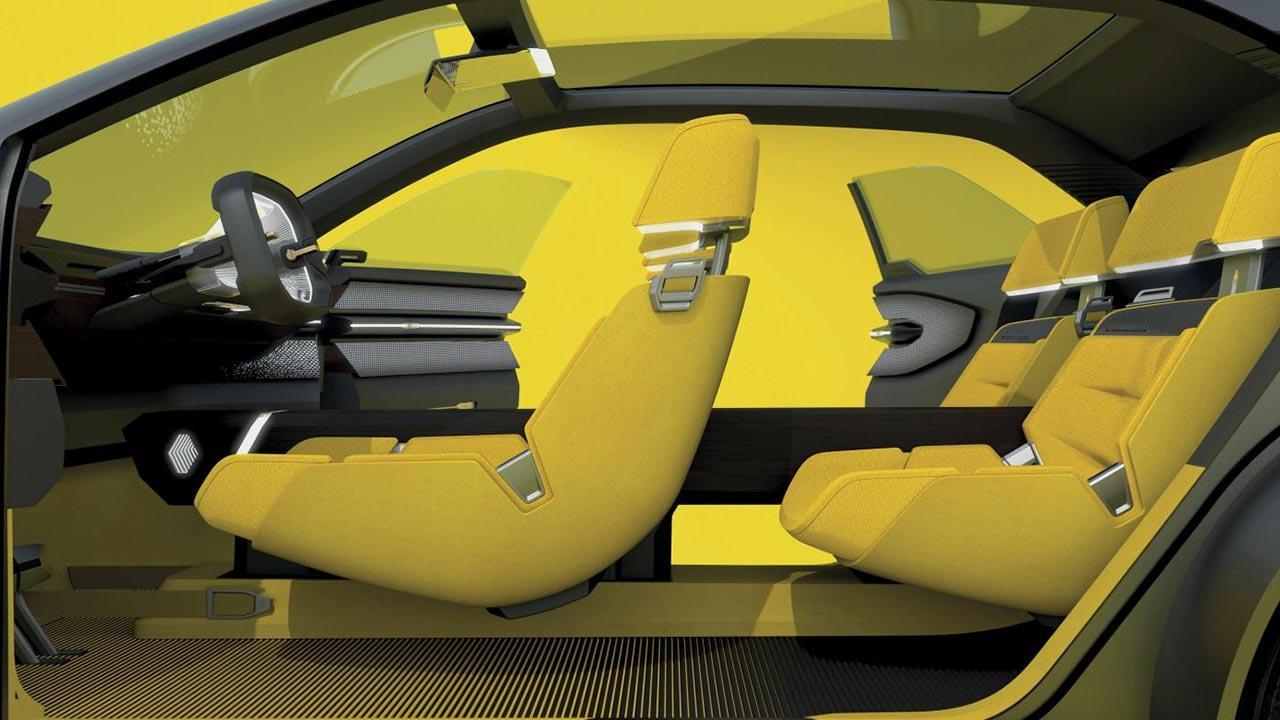 Renault MORPHOZ - offene Türen