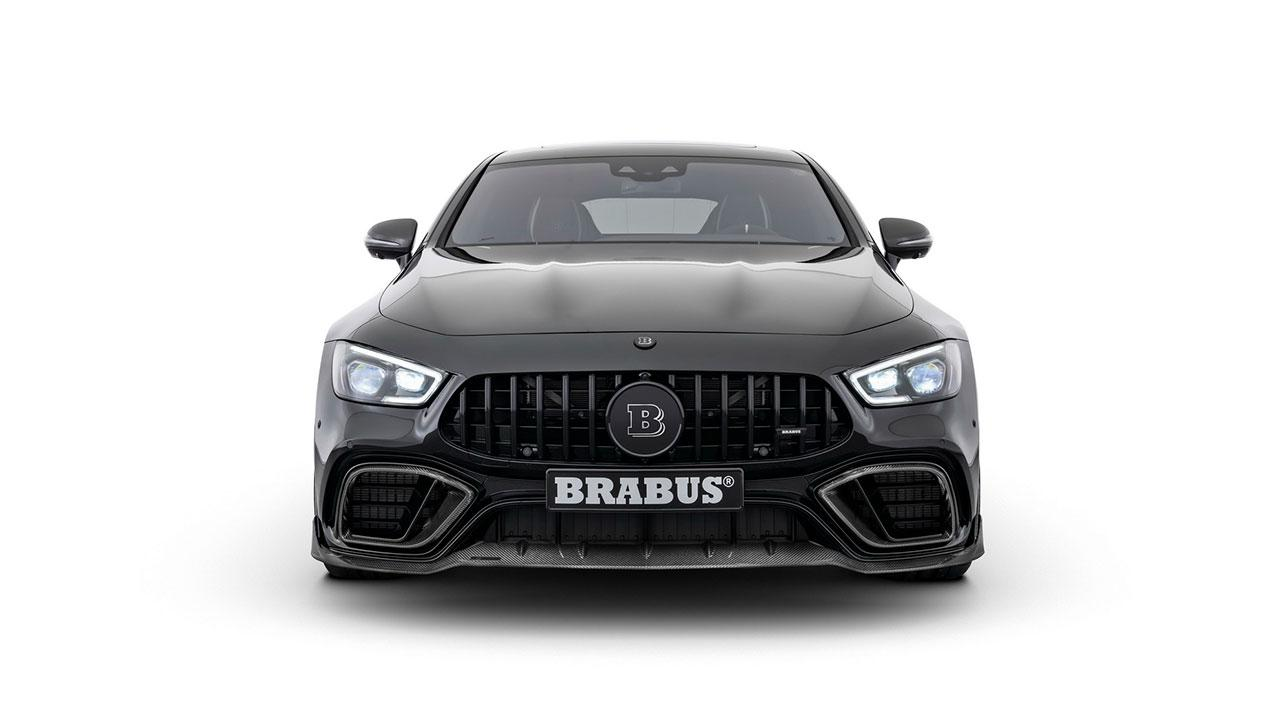 BRABUS 800 GT 63 S - Frontansicht