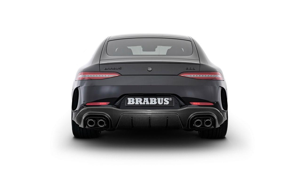 BRABUS 800 GT 63 S - Heckansicht