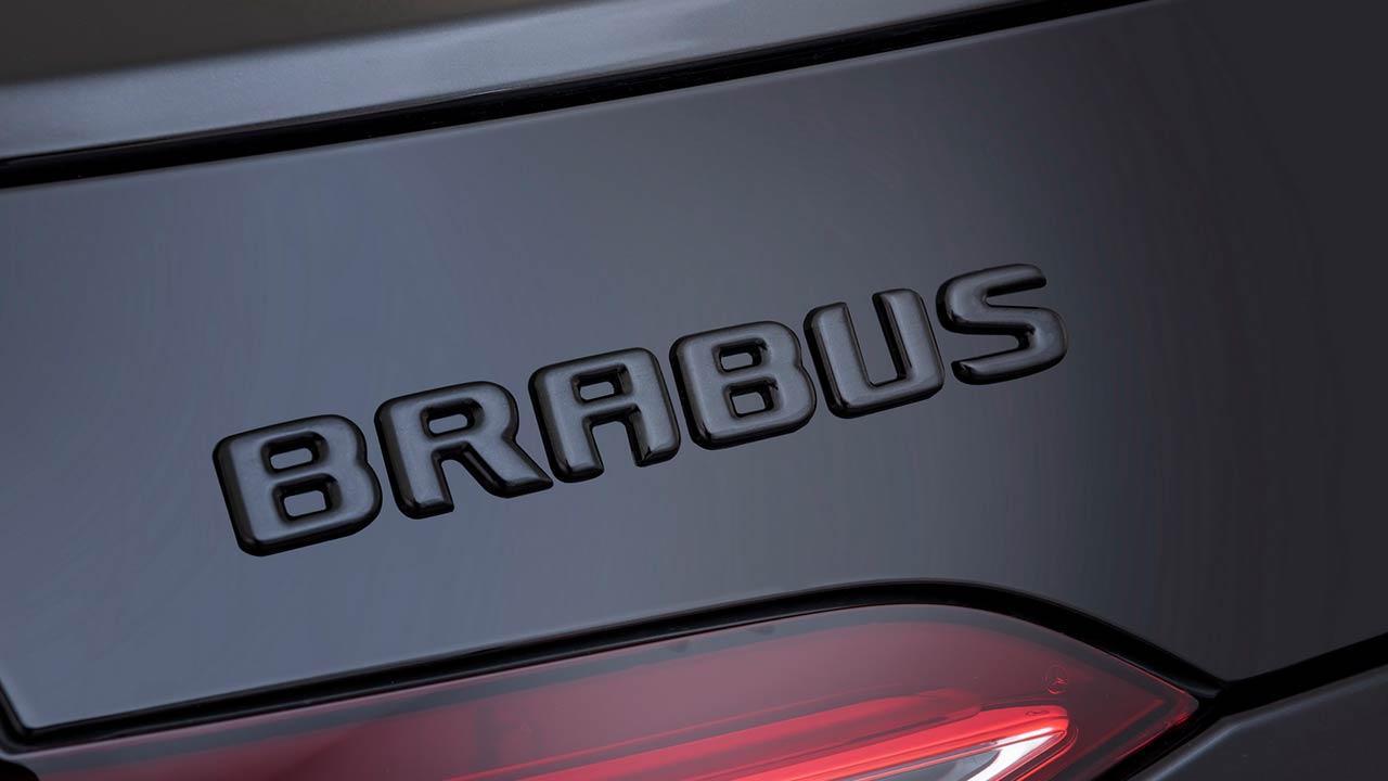 BRABUS 800 GT 63 S - Schriftzug