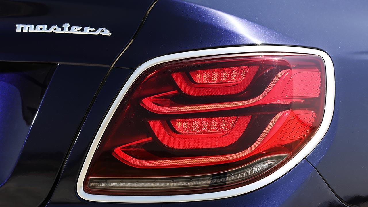 Kia K900 - Bremslicht