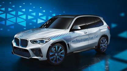 BMW i Hydrogen NEXT - Frontansicht