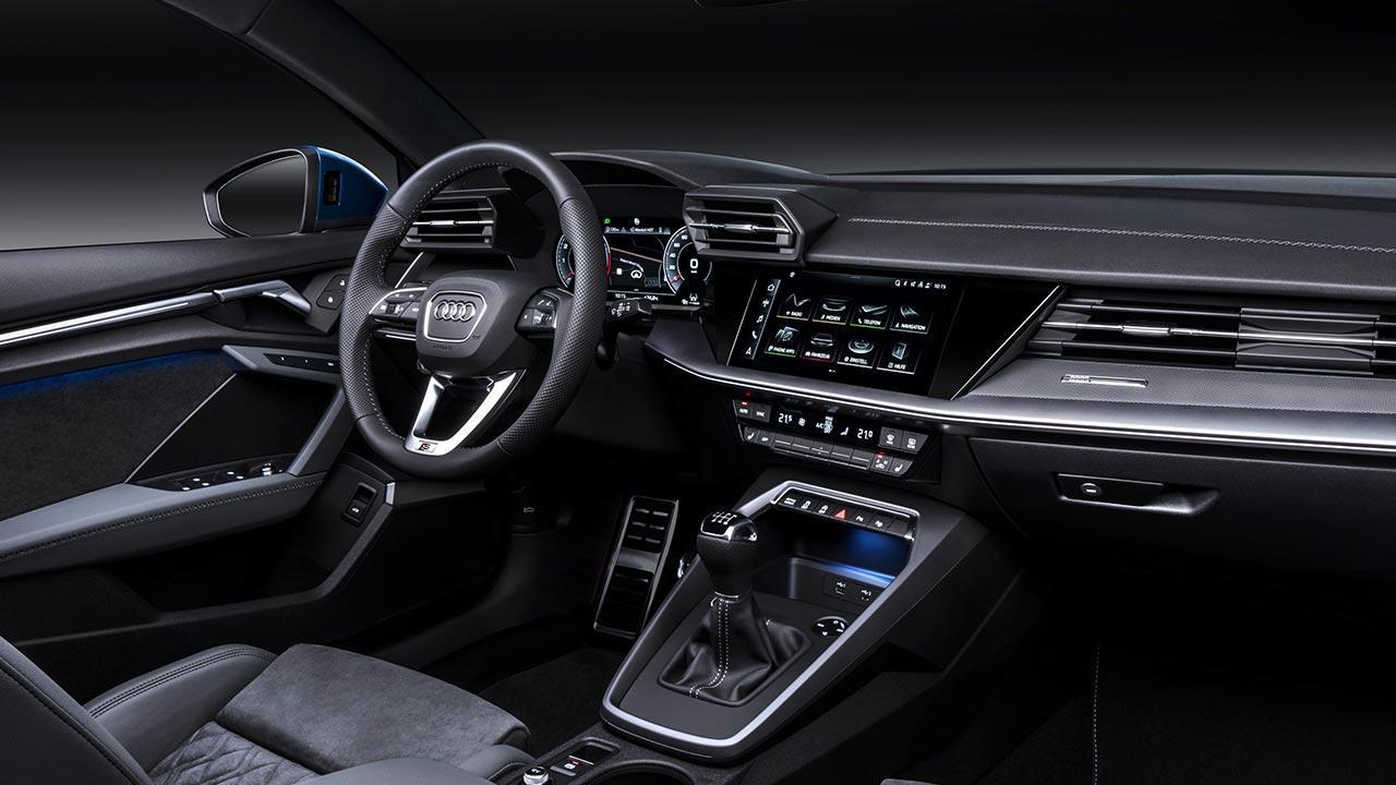 Audi A3 Sportback - Cockpit