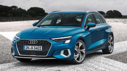 Audi A3 Sportback - abfahrbereit