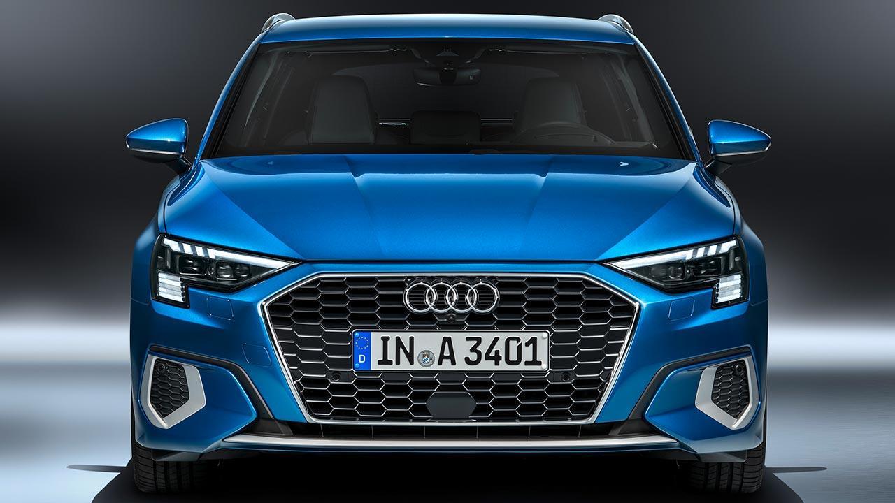 Audi A3 Sportback - Frontansicht