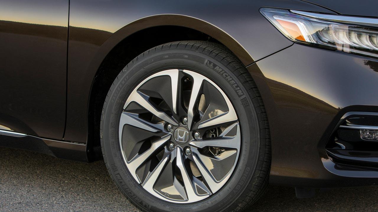 Honda Accord Hybrid Achieves - Felgen