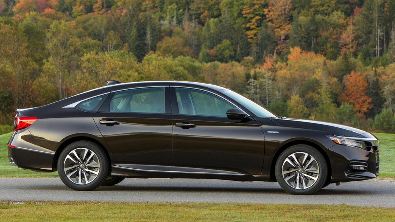 Honda Accord Hybrid Achieves - Seitenansicht