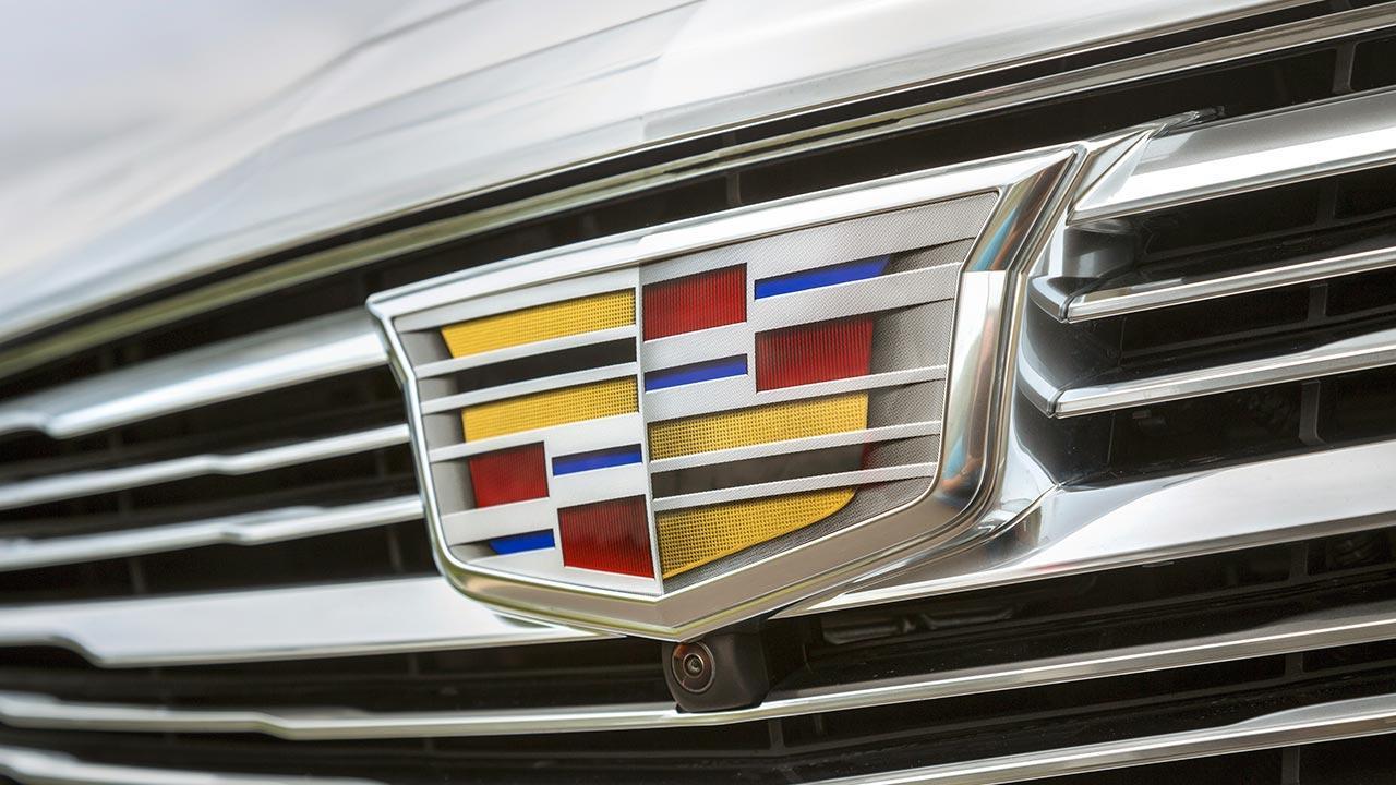 Cadillac CT6 - Kühlergrill