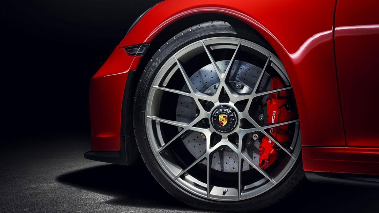 Porsche 911 Speedster - Felgen