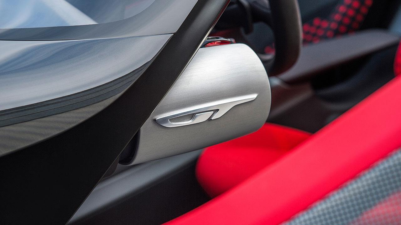 Opel GT Concept - Schriftzug