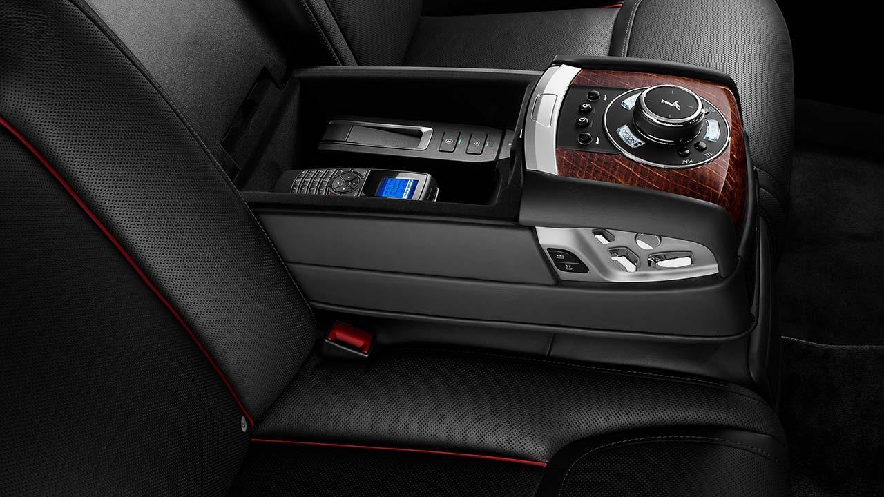 Rolls Royce Ghost - Mittelkonsole