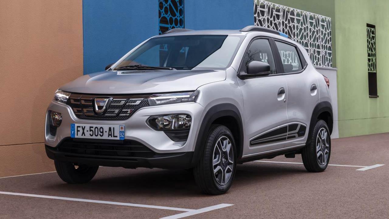 Dacia Spring Electric - Frontansicht