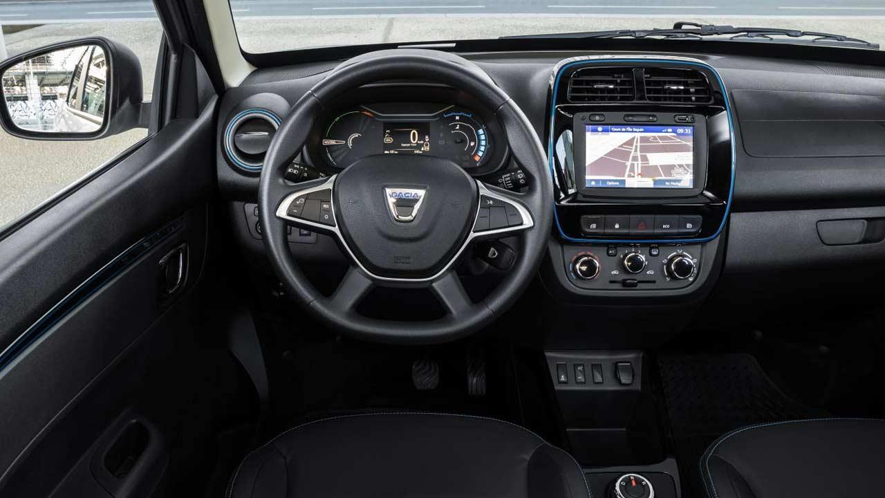 Dacia Spring Electric - Cockpit