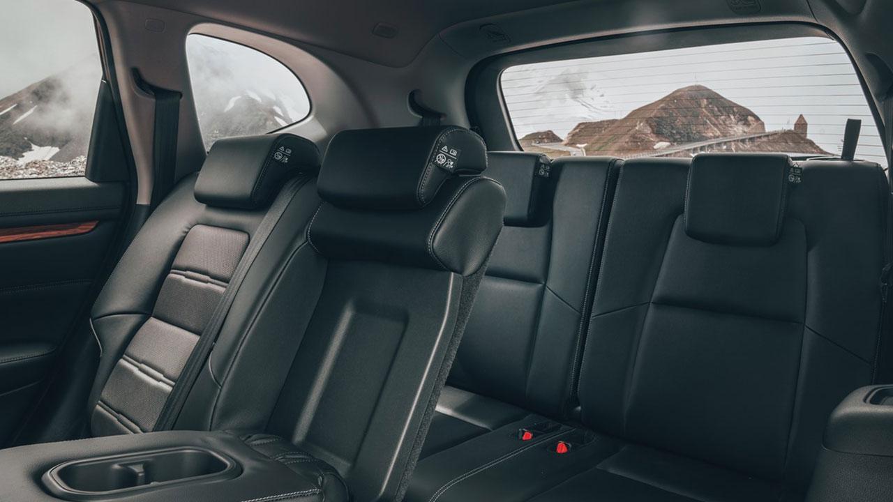 Honda CR-V - Rücksitze