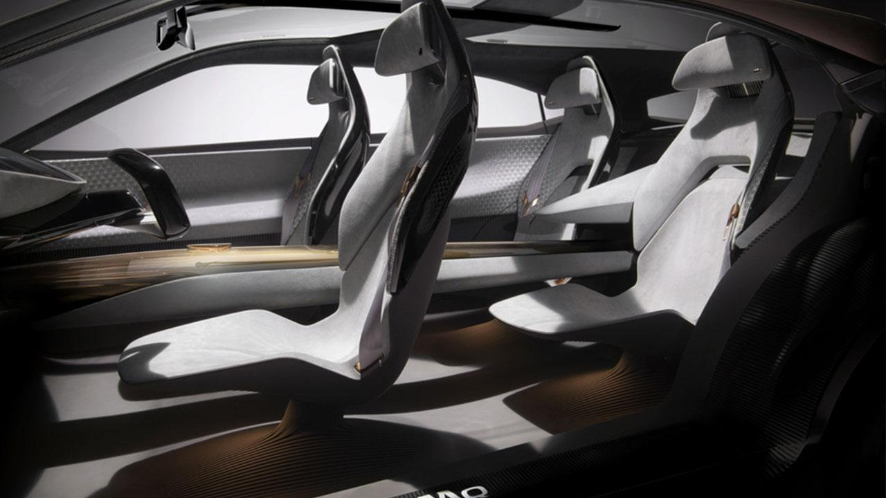 Nissan IMQ Concept - Innenraum