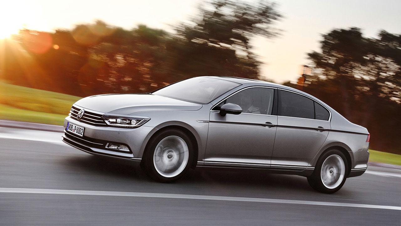 Volkswagen Passat - Seitenansicht