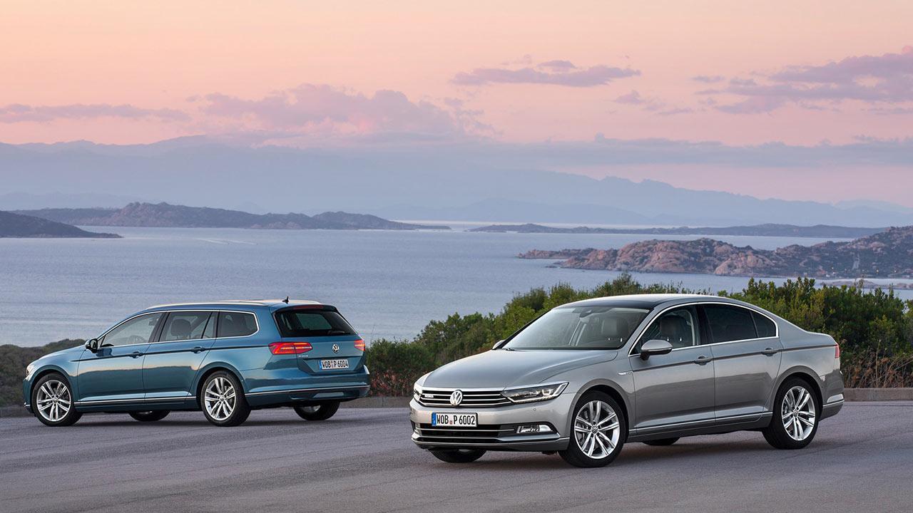 Volkswagen Passat - mehrere Modelle