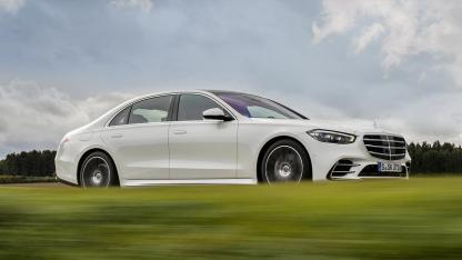 Die neue Mercedes-Benz S-Klasse Digital