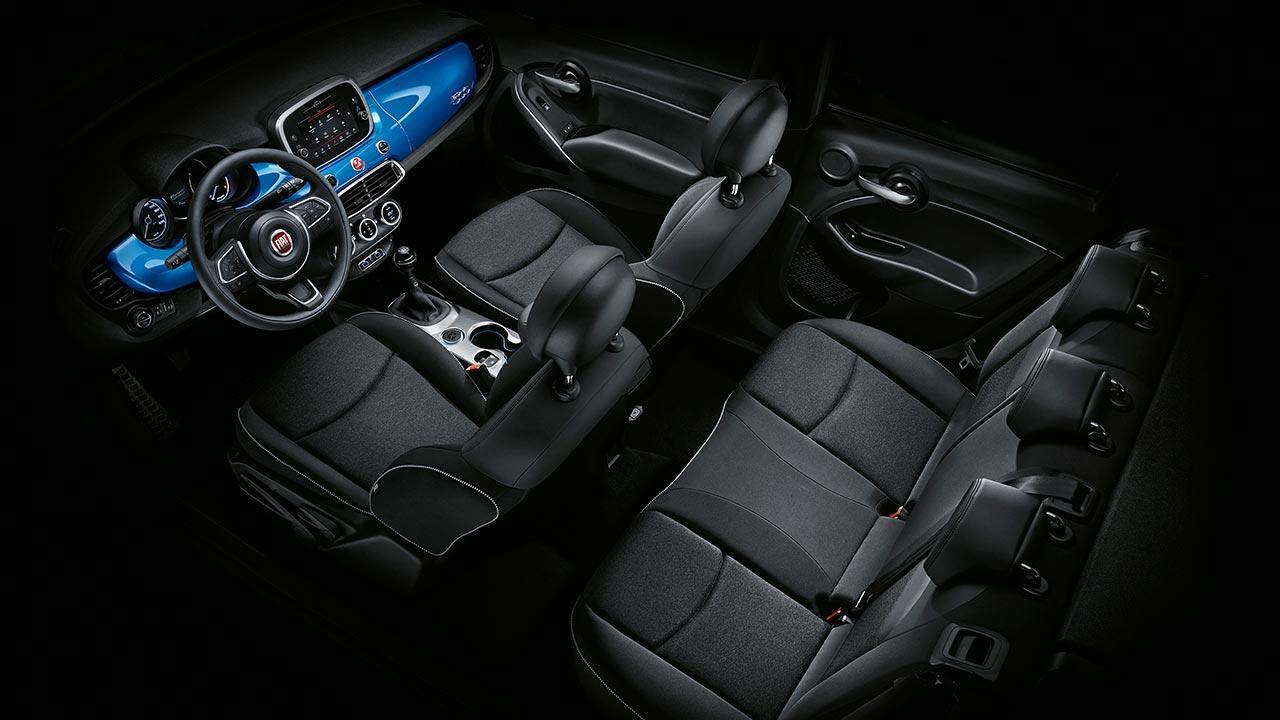 Fiat 500X - Innenansicht