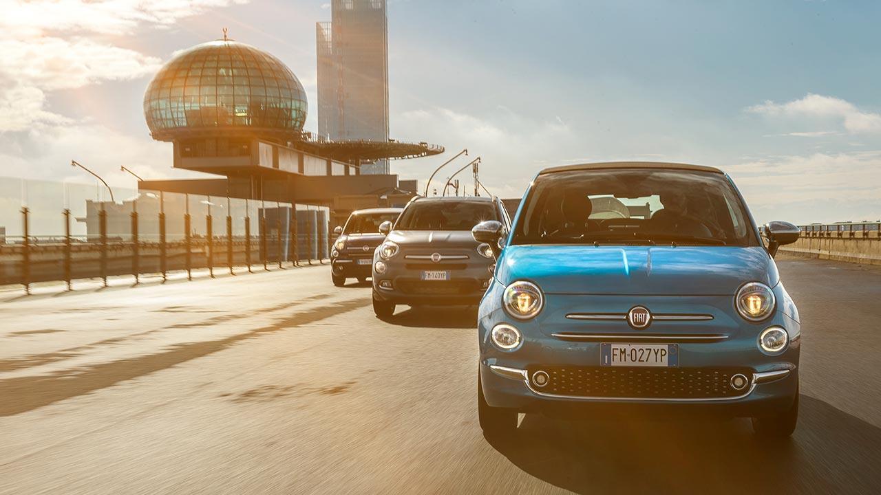 Fiat 500 - Modellgruppe