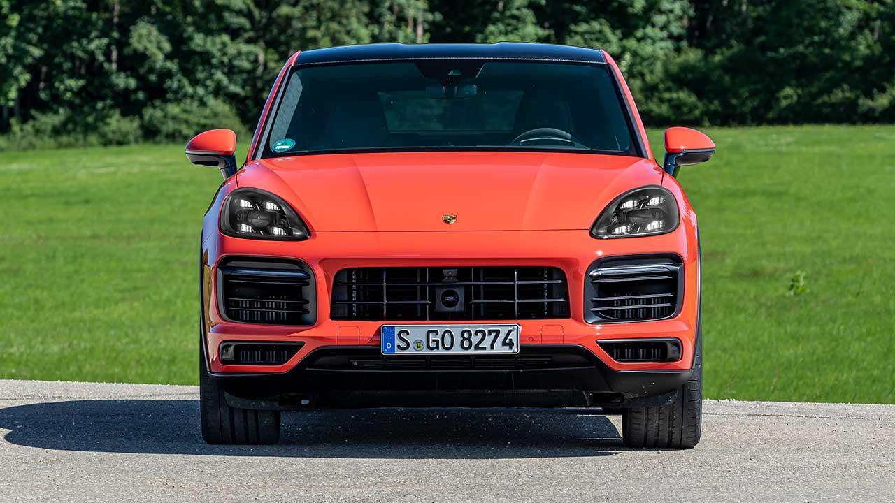 Porsche Cayenne GTS Coupé - Frontansicht
